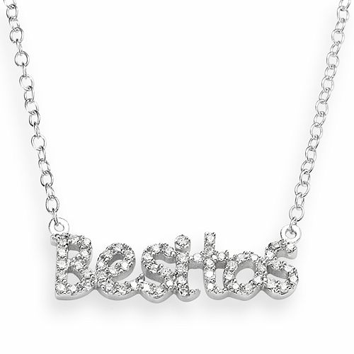 Sophie Miller Sterling Silver Cubic Zirconia