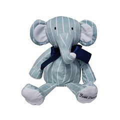 Petit Tresor Happy Animals Plush Elephant