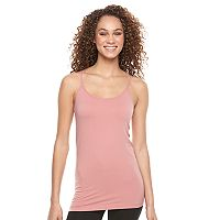 Women's Apt. 9® Solid Seamless Camisole