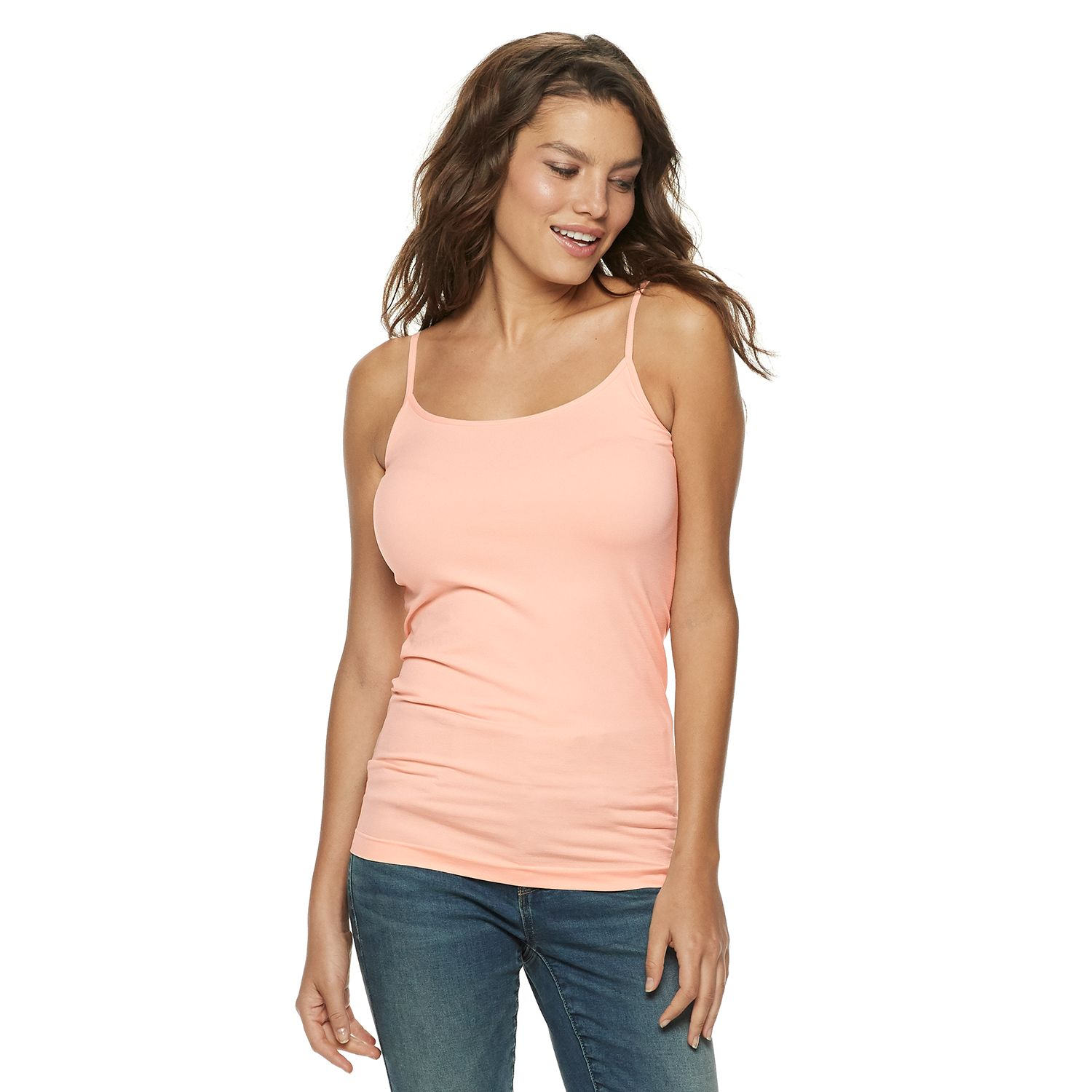 Plus Size Tank Tops & Camisoles: Halter, Babydoll, Tube Tops ...