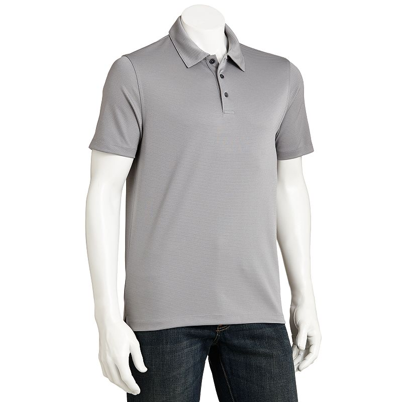 Axist Slim-Fit Striped Polo - Men