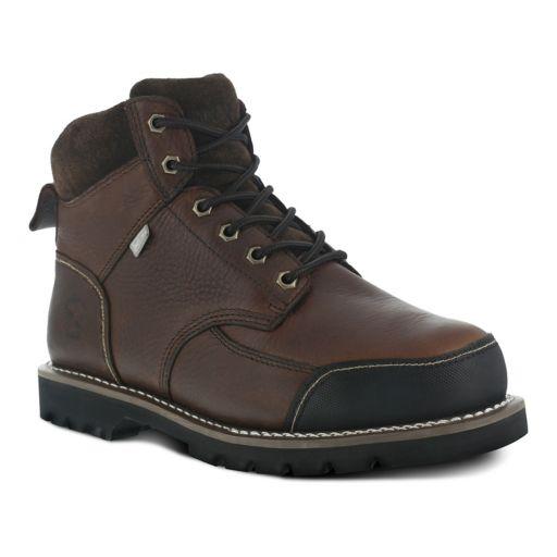 Iron Age Dozer Men's Steel-Toe Work Boots