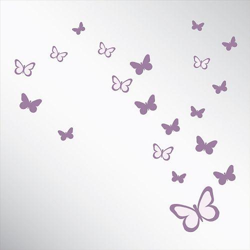 Petit Tresor Papillon Mirror