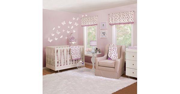 Petit Nest Sophie 4 Pc Crib Set