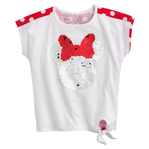 Disney Minnie Mouse Dolman Tee by Jumping Beans® - Girls 4-7