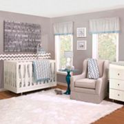 Petit Tresor Henri 4 pc Crib Set
