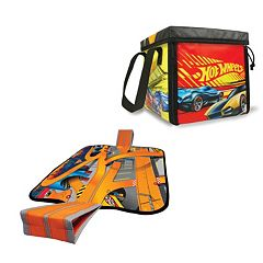 Hot Wheels ZipBin Ramp It Up Case by Neat-Oh!