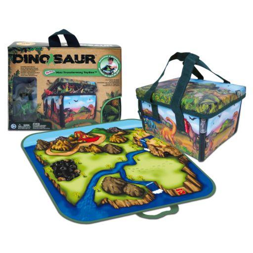 Neat-Oh! ZipBin Dinosaur Mini Playset