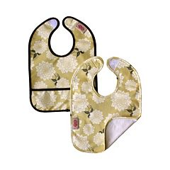 The Peanut Shell Bib Set