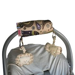 The Peanut Shell Infant Carrier Cushion