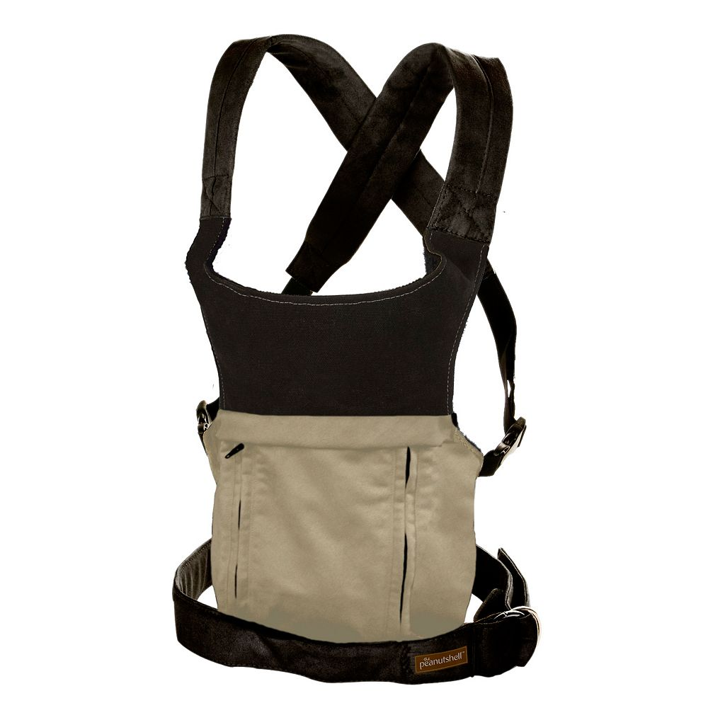 The Peanut Shell Evolve Baby Carrier