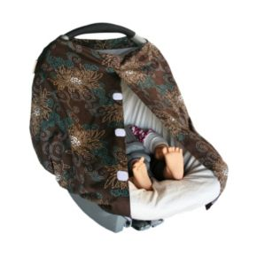 The Peanut Shell Infant Carrier Cover