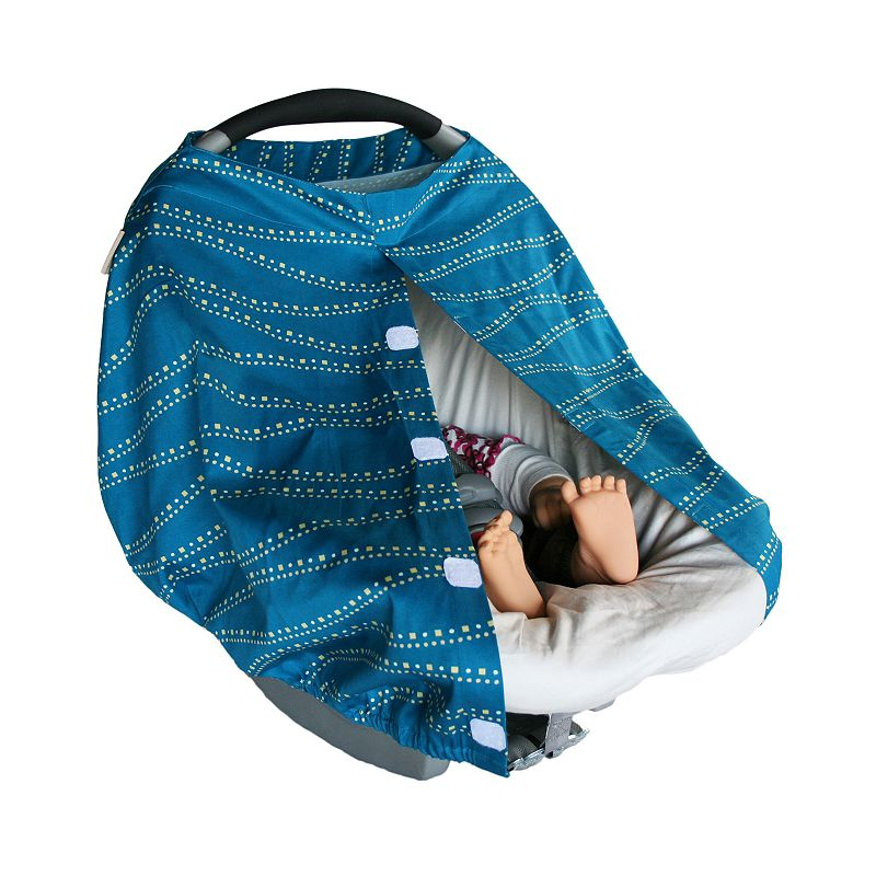 The Peanut Shell Infant Carrier Cover (Bali)