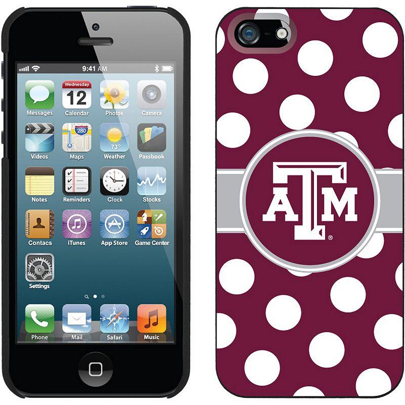 Texas Aandm Iphone  Case