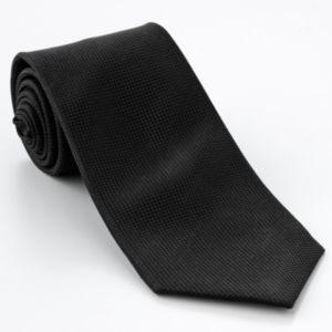 Chaps Solid Tie - Boys
