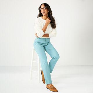 00e3965acea Women s Gloria Vanderbilt Amanda Classic High Waisted Tapered Jeans