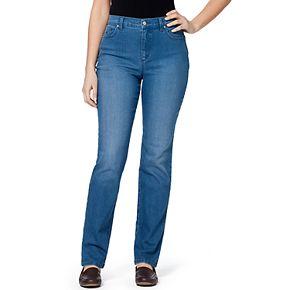 Women's Gloria Vanderbilt Amanda Classic High Waisted Tapered Jeans