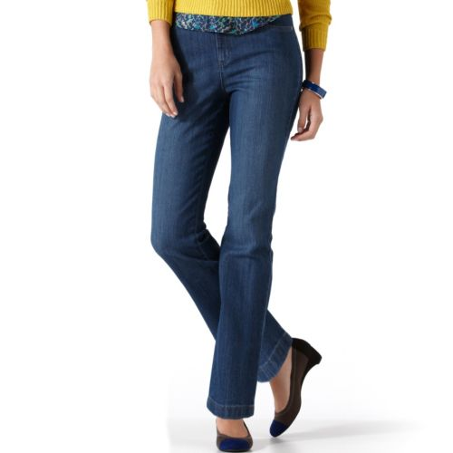 Gloria Vanderbilt Amanda Tapered Jeans - Women's