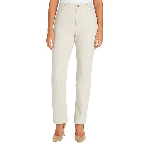 11502f10b66eff Women's Gloria Vanderbilt Amanda Classic High Waisted Tapered Jeans