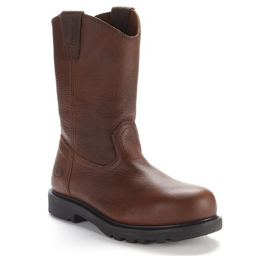 Iron Age Wellington Men's Western Work Boots