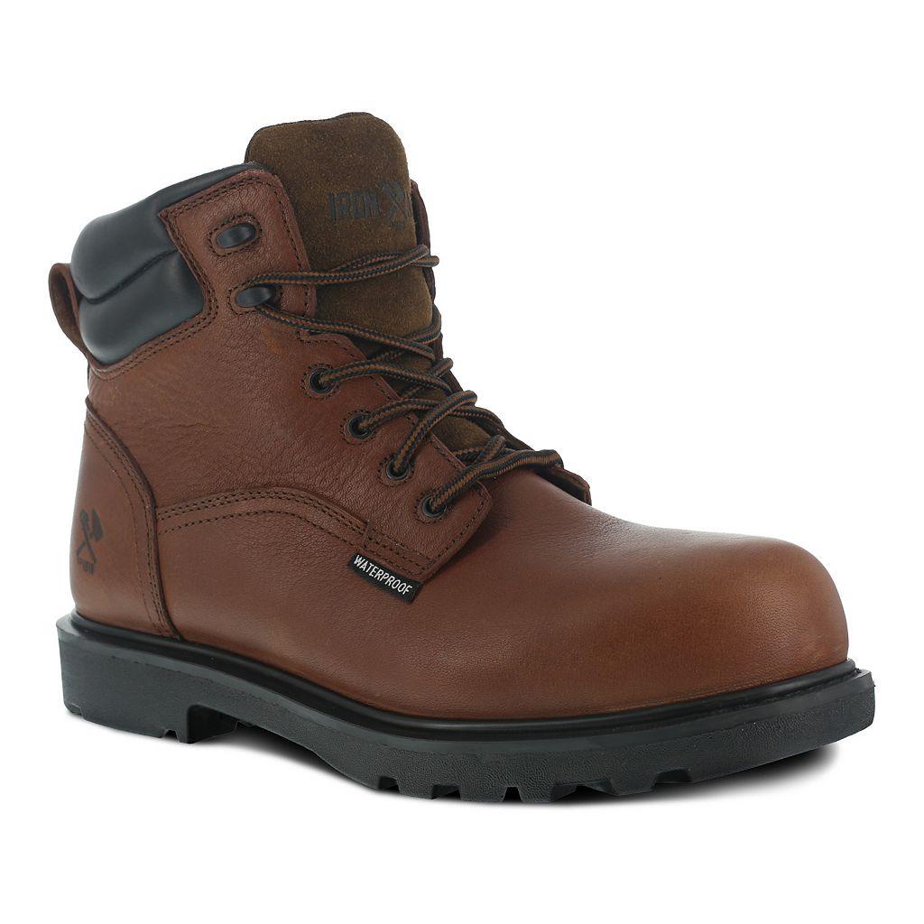 Iron Age Men's Waterproof Work Boots