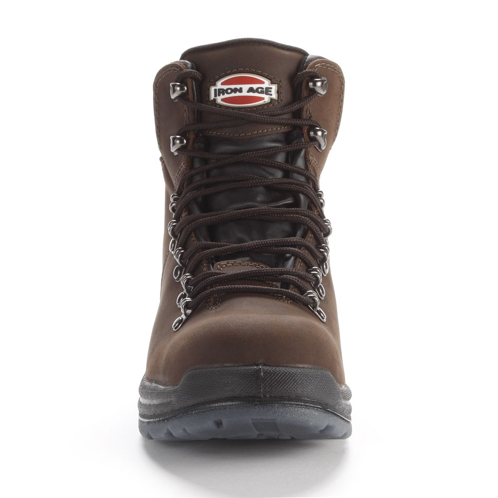 Iron Age Men's Waterproof Hiking Boots