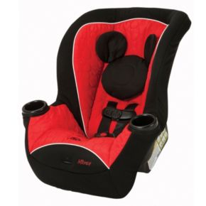 Disney Mickey Mouse and Friends Apt Convertible Car Seat