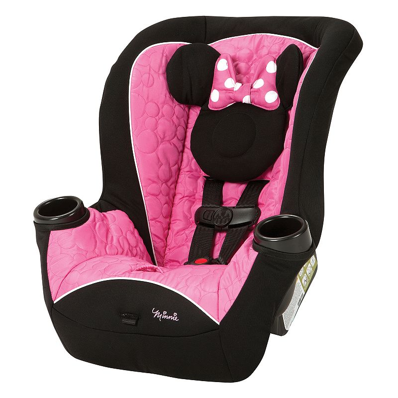 Disney Mickey Mouse & Friends Apt Convertible Car Seat, Minnie
