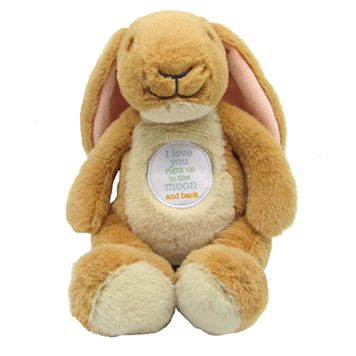 Guess How Much I Love You Nutbrown Hare Bean Bag Plush