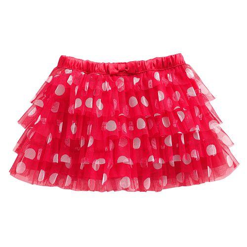 db92f0c79 Disney Minnie Mouse Polka-Dot Tutu Skirt by Jumping Beans® - Baby