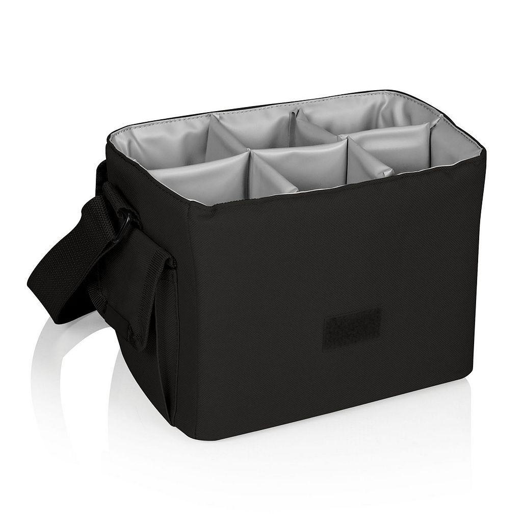 Picnic Time Six-Porter 6-Bottle Insulated Cooler