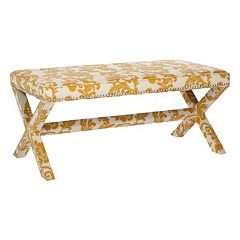Safavieh Melanie Printed Bench