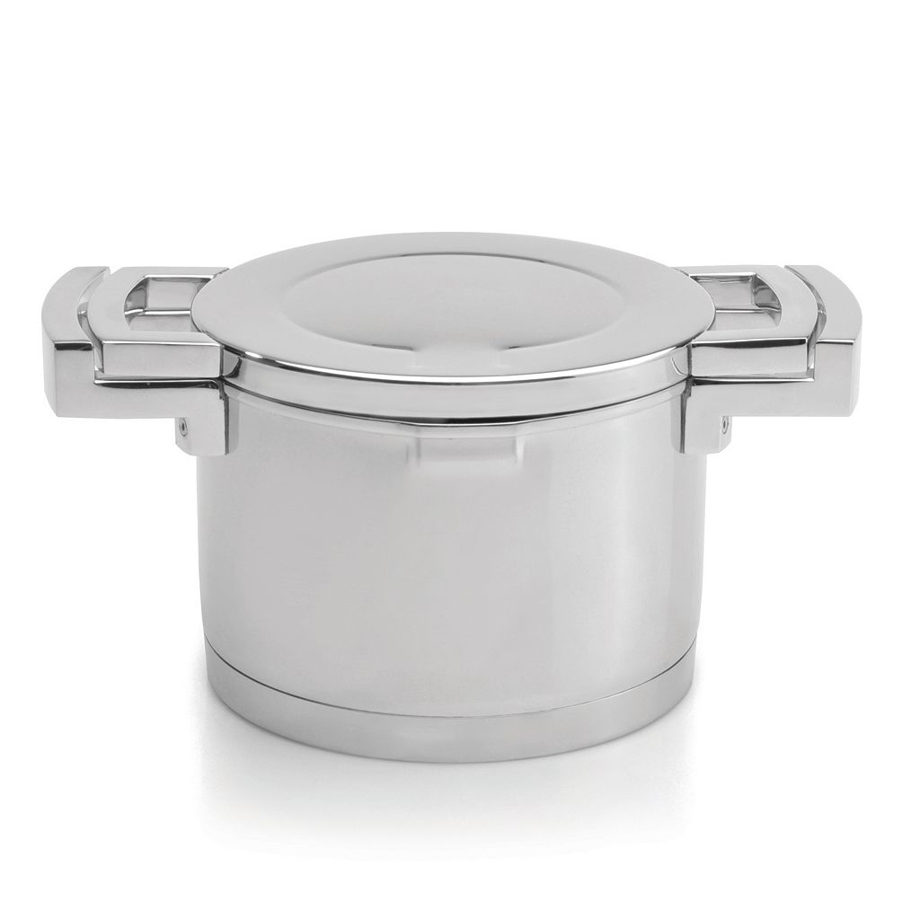 BergHOFF Neo 6.75-qt. Stainless Steel Covered Stockpot