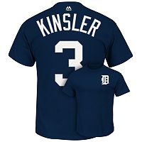 Majestic Detroit Tigers Ian Kinsler Tee - Men