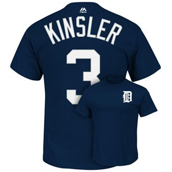 Majestic Detroit Tigers Ian Kinsler Tee - Men