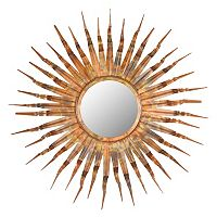Safavieh 37-in. Sun Wall Mirror