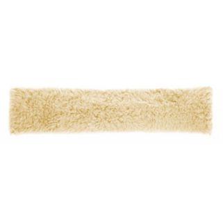 nuLOOM Flokati Wool Rug Runner - 2'6'' x 8'