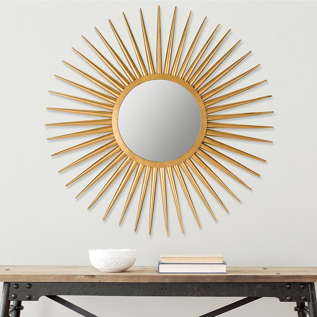 Safavieh Sun Flair Wall Mirror