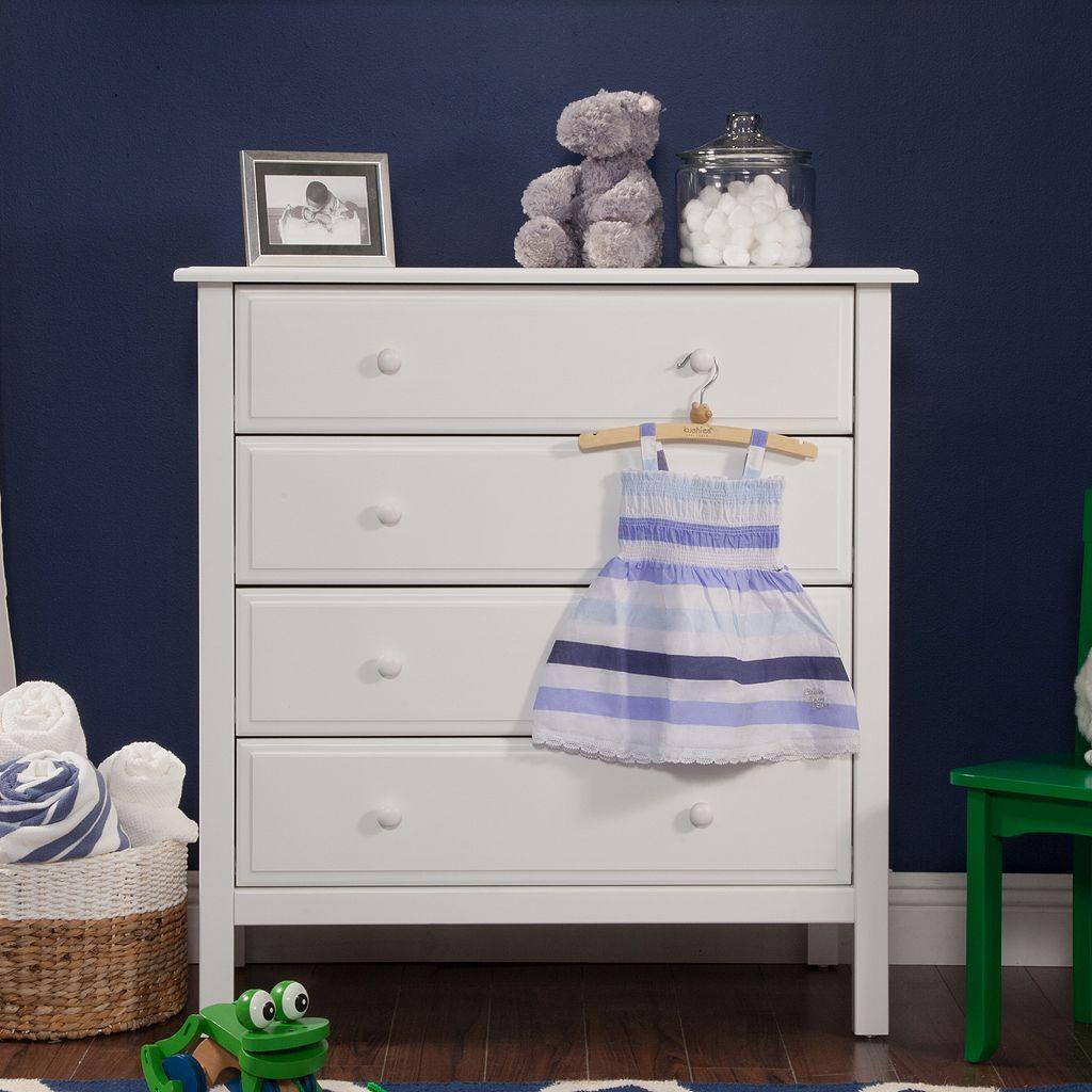 DaVinci Jayden 4-Drawer Dresser