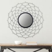 Safavieh Curves Ahead Wall Mirror