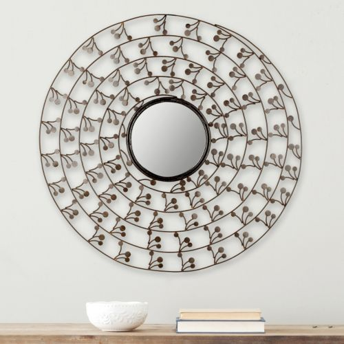 Safavieh Budding Branch Wall Mirror