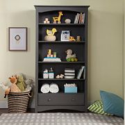 DaVinci 5-Shelf Bookcase