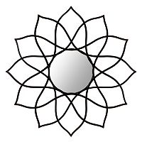 Safavieh Flower Power Wall Mirror