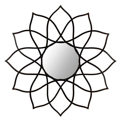 Safavieh Flower Power Wall Mirror