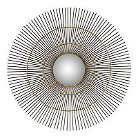 Safavieh Orbit the Sun Wall Mirror