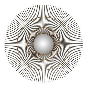 Safavieh Orbit the Sun Wall Mirror