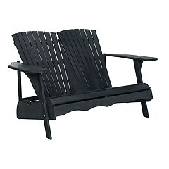 Safavieh Hantom Indoor / Outdoor Adirondack Bench