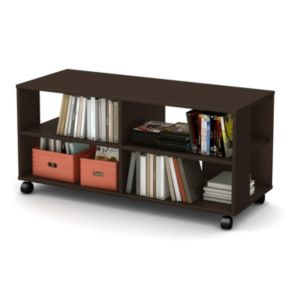 South Shore Jambory Wheeled TV Stand