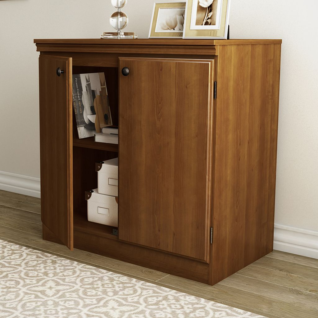 South Shore Morgan Small Storage Cabinet
