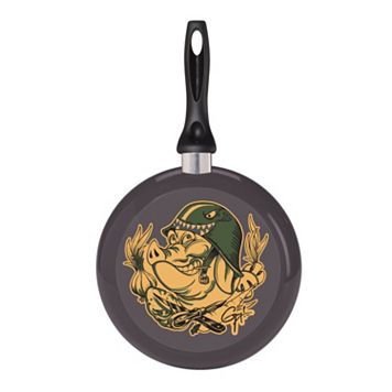 Guy Fieri Deco Aviator Pig 9.5-in. Nonstick Skillet